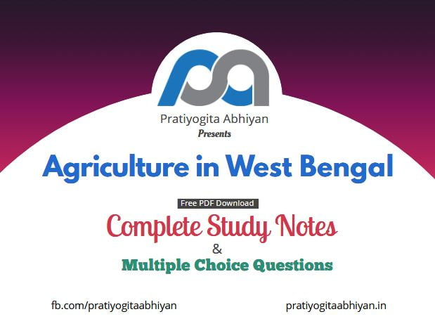 Agriculture in West Bengal