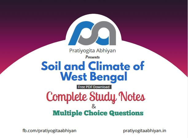 Soil and Climate of West Bengal