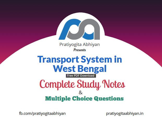 Transport System in West Bengal